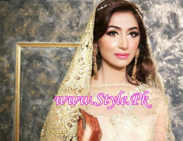 Hira tareen and Ali Safina Wedding Picture 04