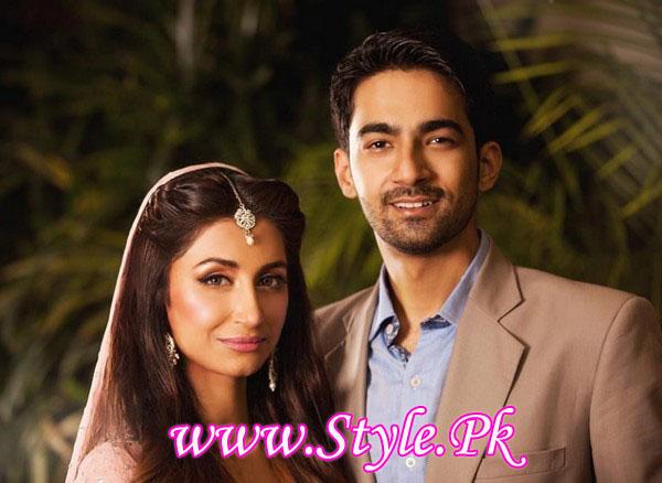 Hira tareen and Ali Safina Wedding Picture 06