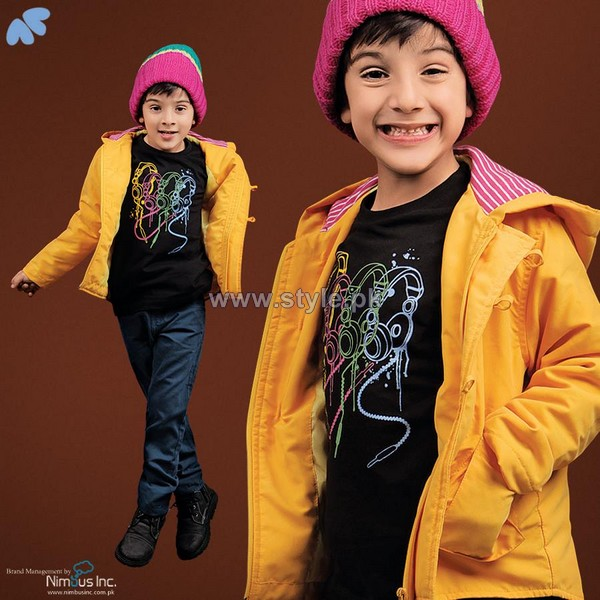 Jambini Kids Wear Collection 2014 For Boys 2