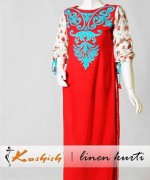 Kashish Winter Dresses 2014 for Women 002