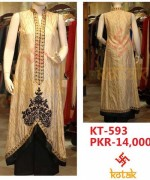 Kotak Fashion Winter Dresses 2014 For Women 003