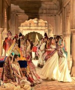 Latest Bridal Wear Dresses 2014 by Ali Xeeshan