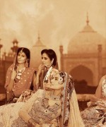 Latest Bridal Wear Dresses 2014 by Ali Xeeshan010