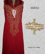 Lubna Naveed winter dresses 2014 for women 002