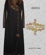 Lubna Naveed winter dresses 2014 for women