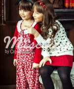 Mischiefs by CrossRoads Winter Dresses 2014 For Kids 6