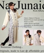 NazJuniad Winter Dresses 2014 For Girls 1