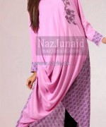 NazJuniad Winter Dresses 2014 For Women 4