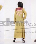Needle Impressions Casual Dresses 2014 For Winter 3