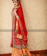 Pakistani Bridal Dresses 2014 For Girls 009 150x180 pakistani dresses new fashion fashion trends