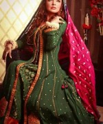Pakistani Mehndi Dresses 2014 for Girls004 150x180 style exclusives pakistani dresses new fashion fashion trends bridal dresses