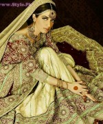 Pakistani Wedding Dresses 2014 for Women005