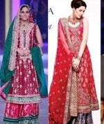 Pakistani Wedding Dresses 2014 for Women010 150x180 style exclusives pakistani dresses new fashion fashion trends bridal dresses