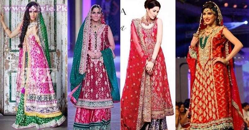 Pakistani Wedding Dresses 2014 for Women010 style exclusives pakistani dresses new fashion fashion trends bridal dresses