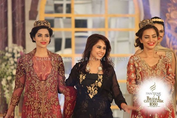 Pantene Bridal Couture Week  Lahore 2013-Day 2