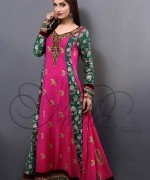 Party Wear Dresses 2014 for Girls006