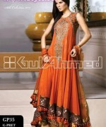 Party Wear Dresses 2014 for Girls007