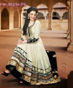 Party Wear Dresses 2014 for Girls011