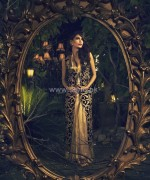 Pershe by Kauser Humayun Formal Wear 2014 Dresses 3