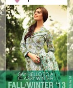 Phulkari by Taana Baana Winter Dresses 2013-2014 For Girls 2