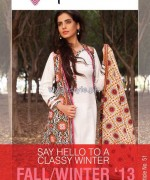 Phulkari by Taana Baana Winter Dresses 2013-2014 For Girls 7
