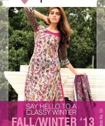 Phulkari by Taana Baana Winter Dresses 2013-2014 For Girls 8