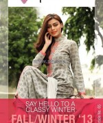 Phulkari by Taana Baana Winter Dresses 2013-2014 For Women 11