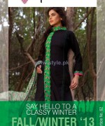 Phulkari by Taana Baana Winter Dresses 2013-2014 For Women 12
