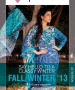 Phulkari by Taana Baana Winter Dresses 2013-2014 For Women 13