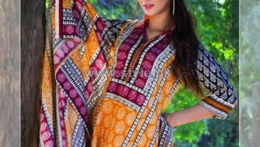 Phulkari by Taana Baana Winter Dresses 2013-2014 For Women 15
