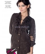 Pink Patloon Casual Dresses 2014 For Women 6