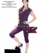Pink Patloon Casual Dresses 2014 For Women 7