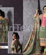 Puri Textiles Embroidered Dresses 2014 For Women 6