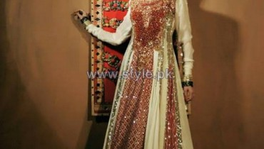 Rizwan Ahmed New Formal Dresses 2014 For Girls 1