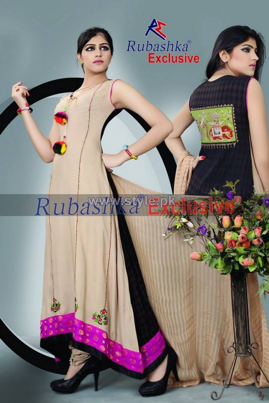 Rubashka Fashion Winter Dresses 2014 For Women 10