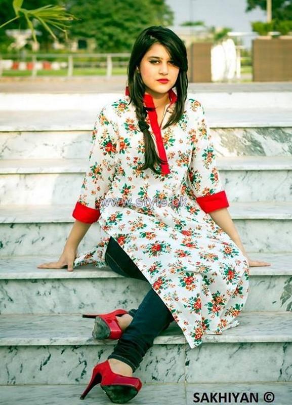 Sakhiyan Winter Clothes 2014 For Women 8