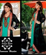 Samreen Haider Winter Dresses 2014 For Girls 5 150x180 pakistani dresses