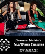 Samreen Haider Winter Dresses 2014 For Women 10 150x180 pakistani dresses
