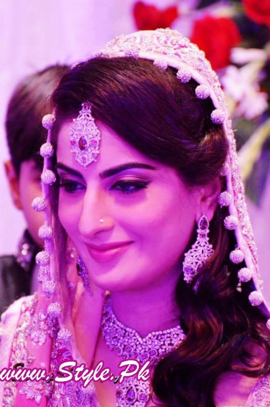 Sana Khan and Babar Khan Wedding Pic 02