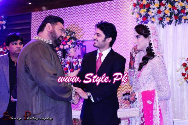 Sana Khan and Babar Khan Wedding Pic 04