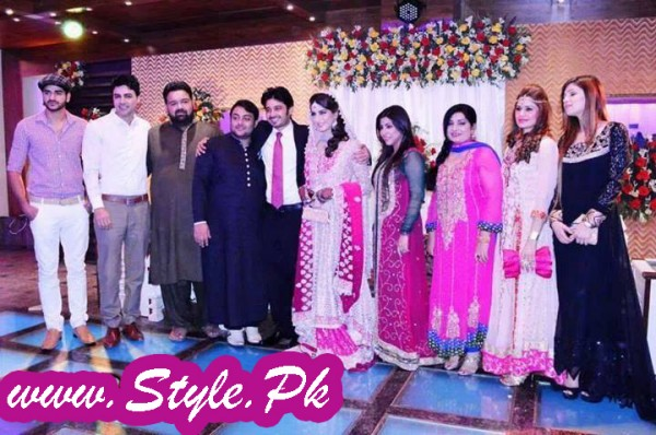 Sana Khan and Babar Khan Wedding Pic 10