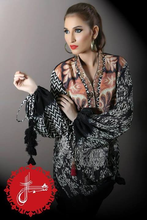 Shamaeel Ansari Winter Dresses 2013-2014 for Women 001