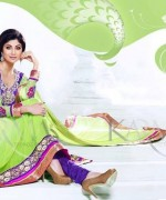 Shilpa Shetty Anarkali Suits 2014 for Girls009