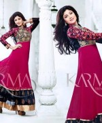 Shilpa Shetty Anarkali Suits 2014 for Girls015