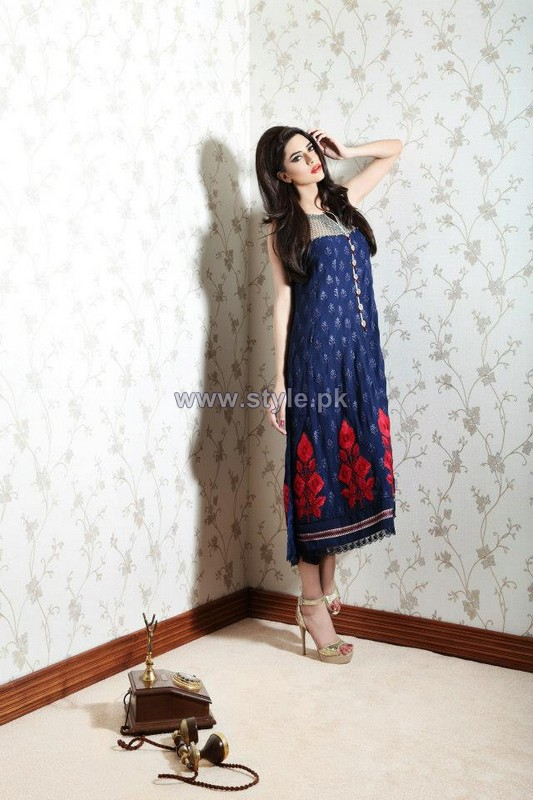 So Kamal Party Wear Dresses 2013-2014 For Women 6