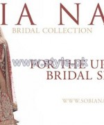 Sobia Nazir Bridal Wear Dresses 2014 For Women 4