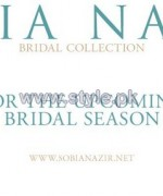 Sobia Nazir Bridal Wear Dresses 2014 For Women 7