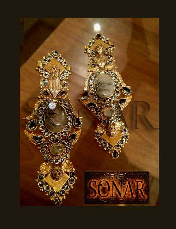 Sonar Jewellery Designs 2013-2014 For Women 004