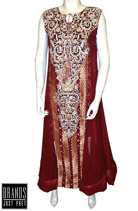 Vasim Asghar Winter Dresses 2014 For Women 002