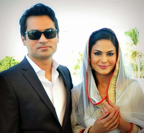Veena malik Wedding Pic 09 celebrity gossips